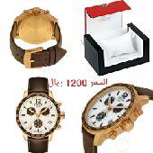 للبيع ساعة رجالية ماركة تيسوت-اصلية-جديدة