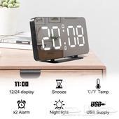 ساعة LED للبيع