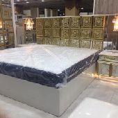 اجمل وافخم غرف النوم عنا مع ضمان 5 سنوات