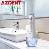 الخيط المائي لتنظيف الأسنان
