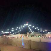 مخيم الواحة للايجار روضة خريم
