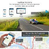 جهاز تتبع السيارات والشاحنات والدراجات