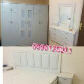 غرف نوم نفرين واطفال مخفضة1800 مع التركيب