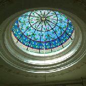 قبب زجاج معشق في المدينةوينبع ورابغ كافةالمدن