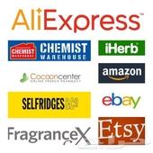 وسيط للشراء من الخارج Amazon iHerb aliexpress