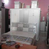 غرف نوم نفرين مخفضة من المصنع الي بيت الزبون