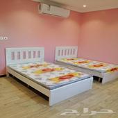 سرير مفرد 300ريال شامل التوصيل والتركيب