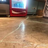 كونكريت وأعمال ايبوكسي صناعي الأرضيات