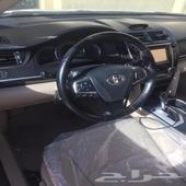 السيارة تويوتا كامري موديل 2016