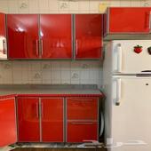 دولاب مطبخ للبيع بدون الثلاجة
