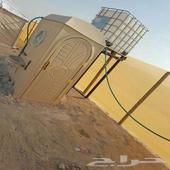 تجهيز مخيمات خيام دورات مياه غرف خشب تراثيات