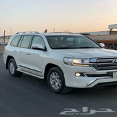 لاندكروزر 2018 سعودي GXR 3