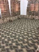 شقة مفروشة للايجار شهر 12 بأبها 4 غرف وصاله