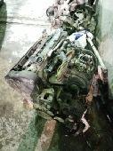 مكينة بيجو  206  عام 2003