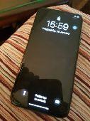 ايفون x 64 جيجا ... رمادي فلكي للبيع