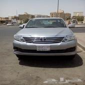 Toyota fortuner for sale running 290