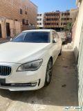 وارد قطر BMW 740