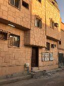 شقق و غرف عزاب للإجار نظيفة وسط الرياض