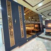 كنب طاولات غرف نوم جديد بالكرتون 2021