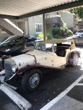 لعشاق الكلاسيك .. سيارة مرسيدس م 1929