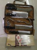 طقم سكاكين السنيدي