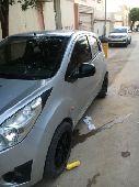 للبيع سيارة شفرولية سبارك2011