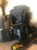 كاميرا نيكون موديل D5100 اخت الجديده