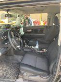 الرياض - سيارة FJ موديل 2008