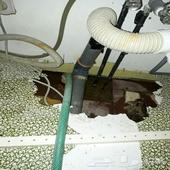 كشف تسريبات المياه حمامات خزانات اسطح شبكات