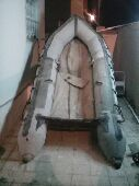 قارب زدياك مطاطي