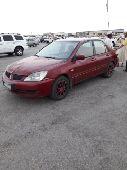 اريد قطاع غيار سيارة ميتسوبيشي لانسر 2007