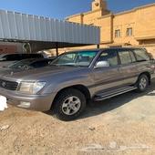 جيب GXR موديل 2001 للبيع