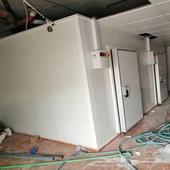 غرف التبريد والتجميد وثلاجات العرض عقد صيانه