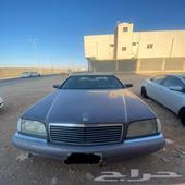 مرسيدس 1995 S500