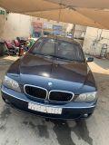 للبيع BMW 740 موديل 2008 نظيف