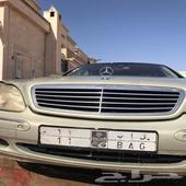 التفاصيل  مرسسدسs600 مديل 2002 الرياض