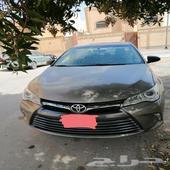 كامري 2017 في الرياض