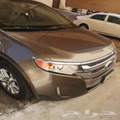 سياره للبيع نوع ايدج موديل 2014 ماشي 50 الف ف