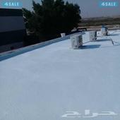 تركيب عازل للاسطح مع الضمان مائي حراري