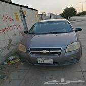 للبيع سياره افيو 2007 على سوم بودي ومكينه وجي