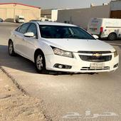 Chevrolet Cruze LS model 2012 sell SAR 12000