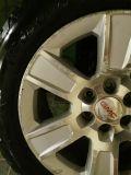 جننط سييرا مع كفر عليه شعار GMC للبيع