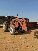 مكينة زراعية   حراثة فيات