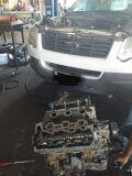 ورشة لصيانة السيارة والمكائن
