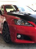 للبيع لكزس ISF 2011