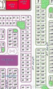 للبيع ارض في حي غرناطه بلك ج رقمها 61