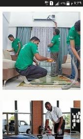 شركة تنظيف منازل بالرياض تخزين اثاث بالرياض