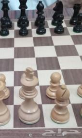 شطرنج خشب فاخر المستخدم في البطولات الدولية