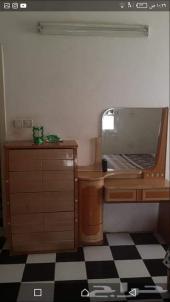 غرفة نوم كبيره وغرفتين نوم اطفال