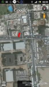 أرض تجارية بحي البغدادية الغربية للايجار